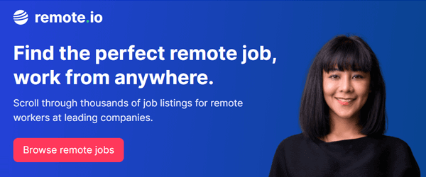 Browse thousands of work-from-home careers